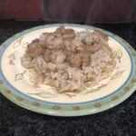 Cajun Rice and Shrimp