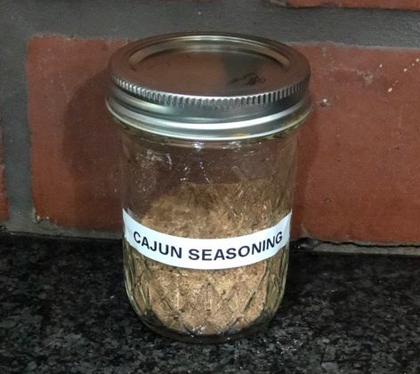 Cajun (Creole) Seasoning