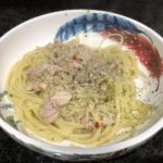 Robust Linguini and Clam Sauce