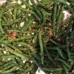 Green Beans Roasted with Pecans